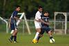 Bishop McGuinness Villains vs West Forsyth Titans Men's Varsity Soccer<br /> Forsyth Cup Soccer Tournament<br /> Friday, August 23, 2013 at West Forsyth High School<br /> Clemmons, North Carolina<br /> (file 184816_BV0H3561_1D4)