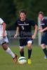Bishop McGuinness Villains vs West Forsyth Titans Men's Varsity Soccer<br /> Forsyth Cup Soccer Tournament<br /> Friday, August 23, 2013 at West Forsyth High School<br /> Clemmons, North Carolina<br /> (file 190239_BV0H3683_1D4)