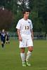 Bishop McGuinness Villains vs West Forsyth Titans Men's Varsity Soccer<br /> Forsyth Cup Soccer Tournament<br /> Friday, August 23, 2013 at West Forsyth High School<br /> Clemmons, North Carolina<br /> (file 190910_803Q4412_1D3)