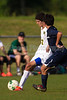 Bishop McGuinness Villains vs West Forsyth Titans Men's Varsity Soccer<br /> Forsyth Cup Soccer Tournament<br /> Friday, August 23, 2013 at West Forsyth High School<br /> Clemmons, North Carolina<br /> (file 180526_BV0H3364_1D4)