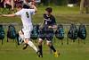 Bishop McGuinness Villains vs West Forsyth Titans Men's Varsity Soccer<br /> Forsyth Cup Soccer Tournament<br /> Friday, August 23, 2013 at West Forsyth High School<br /> Clemmons, North Carolina<br /> (file 184935_BV0H3570_1D4)