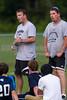 Bishop McGuinness Villains vs West Forsyth Titans Men's Varsity Soccer<br /> Forsyth Cup Soccer Tournament<br /> Friday, August 23, 2013 at West Forsyth High School<br /> Clemmons, North Carolina<br /> (file 183437_BV0H3495_1D4)