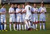 Bishop McGuinness Villains vs West Forsyth Titans Men's Varsity Soccer<br /> Forsyth Cup Soccer Tournament<br /> Friday, August 23, 2013 at West Forsyth High School<br /> Clemmons, North Carolina<br /> (file 175326_BV0H3310_1D4)