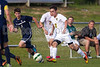 Bishop McGuinness Villains vs West Forsyth Titans Men's Varsity Soccer<br /> Forsyth Cup Soccer Tournament<br /> Friday, August 23, 2013 at West Forsyth High School<br /> Clemmons, North Carolina<br /> (file 180915_BV0H3386_1D4)