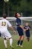 Bishop McGuinness Villains vs West Forsyth Titans Men's Varsity Soccer<br /> Forsyth Cup Soccer Tournament<br /> Friday, August 23, 2013 at West Forsyth High School<br /> Clemmons, North Carolina<br /> (file 191120_BV0H3776_1D4)