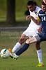 Bishop McGuinness Villains vs West Forsyth Titans Men's Varsity Soccer<br /> Forsyth Cup Soccer Tournament<br /> Friday, August 23, 2013 at West Forsyth High School<br /> Clemmons, North Carolina<br /> (file 181004_BV0H3397_1D4)