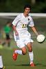 Bishop McGuinness Villains vs West Forsyth Titans Men's Varsity Soccer<br /> Forsyth Cup Soccer Tournament<br /> Friday, August 23, 2013 at West Forsyth High School<br /> Clemmons, North Carolina<br /> (file 180737_BV0H3376_1D4)