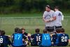 Bishop McGuinness Villains vs West Forsyth Titans Men's Varsity Soccer<br /> Forsyth Cup Soccer Tournament<br /> Friday, August 23, 2013 at West Forsyth High School<br /> Clemmons, North Carolina<br /> (file 183529_BV0H3499_1D4)