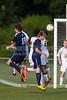 Bishop McGuinness Villains vs West Forsyth Titans Men's Varsity Soccer<br /> Forsyth Cup Soccer Tournament<br /> Friday, August 23, 2013 at West Forsyth High School<br /> Clemmons, North Carolina<br /> (file 181452_BV0H3417_1D4)