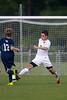 Bishop McGuinness Villains vs West Forsyth Titans Men's Varsity Soccer<br /> Forsyth Cup Soccer Tournament<br /> Friday, August 23, 2013 at West Forsyth High School<br /> Clemmons, North Carolina<br /> (file 190141_BV0H3671_1D4)