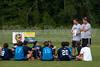 Bishop McGuinness Villains vs West Forsyth Titans Men's Varsity Soccer<br /> Forsyth Cup Soccer Tournament<br /> Friday, August 23, 2013 at West Forsyth High School<br /> Clemmons, North Carolina<br /> (file 183401_803Q4398_1D3)