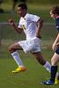 Bishop McGuinness Villains vs West Forsyth Titans Men's Varsity Soccer<br /> Forsyth Cup Soccer Tournament<br /> Friday, August 23, 2013 at West Forsyth High School<br /> Clemmons, North Carolina<br /> (file 181510_BV0H3421_1D4)