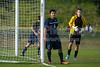 Bishop McGuinness Villains vs West Forsyth Titans Men's Varsity Soccer<br /> Forsyth Cup Soccer Tournament<br /> Friday, August 23, 2013 at West Forsyth High School<br /> Clemmons, North Carolina<br /> (file 181037_803Q4354_1D3)