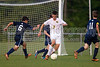 Bishop McGuinness Villains vs West Forsyth Titans Men's Varsity Soccer<br /> Forsyth Cup Soccer Tournament<br /> Friday, August 23, 2013 at West Forsyth High School<br /> Clemmons, North Carolina<br /> (file 185009_BV0H3577_1D4)