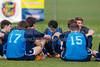 Bishop McGuinness Villains vs West Forsyth Titans Men's Varsity Soccer<br /> Forsyth Cup Soccer Tournament<br /> Friday, August 23, 2013 at West Forsyth High School<br /> Clemmons, North Carolina<br /> (file 183422_BV0H3490_1D4)