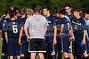Bishop McGuinness Villains vs West Forsyth Titans Men's Varsity Soccer<br /> Forsyth Cup Soccer Tournament<br /> Friday, August 23, 2013 at West Forsyth High School<br /> Clemmons, North Carolina<br /> (file 175537_BV0H3326_1D4)