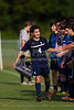 Bishop McGuinness Villains vs West Forsyth Titans Men's Varsity Soccer<br /> Forsyth Cup Soccer Tournament<br /> Friday, August 23, 2013 at West Forsyth High School<br /> Clemmons, North Carolina<br /> (file 175215_BV0H3294_1D4)