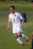 Bishop McGuinness Villains vs West Forsyth Titans Men's Varsity Soccer<br /> Forsyth Cup Soccer Tournament<br /> Friday, August 23, 2013 at West Forsyth High School<br /> Clemmons, North Carolina<br /> (file 181604_BV0H3428_1D4)