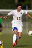Bishop McGuinness Villains vs West Forsyth Titans Men's Varsity Soccer<br /> Forsyth Cup Soccer Tournament<br /> Friday, August 23, 2013 at West Forsyth High School<br /> Clemmons, North Carolina<br /> (file 180737_BV0H3378_1D4)