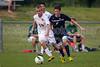 Bishop McGuinness Villains vs West Forsyth Titans Men's Varsity Soccer<br /> Forsyth Cup Soccer Tournament<br /> Friday, August 23, 2013 at West Forsyth High School<br /> Clemmons, North Carolina<br /> (file 190705_BV0H3738_1D4)