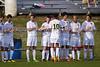Bishop McGuinness Villains vs West Forsyth Titans Men's Varsity Soccer<br /> Forsyth Cup Soccer Tournament<br /> Friday, August 23, 2013 at West Forsyth High School<br /> Clemmons, North Carolina<br /> (file 175331_BV0H3311_1D4)