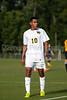 Bishop McGuinness Villains vs West Forsyth Titans Men's Varsity Soccer<br /> Forsyth Cup Soccer Tournament<br /> Friday, August 23, 2013 at West Forsyth High School<br /> Clemmons, North Carolina<br /> (file 180642_803Q4343_1D3)