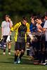 Bishop McGuinness Villains vs West Forsyth Titans Men's Varsity Soccer<br /> Forsyth Cup Soccer Tournament<br /> Friday, August 23, 2013 at West Forsyth High School<br /> Clemmons, North Carolina<br /> (file 175207_BV0H3290_1D4)