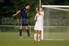 Bishop McGuinness Villains vs West Forsyth Titans Men's Varsity Soccer<br /> Forsyth Cup Soccer Tournament<br /> Friday, August 23, 2013 at West Forsyth High School<br /> Clemmons, North Carolina<br /> (file 185002_BV0H3573_1D4)