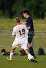 Bishop McGuinness Villains vs West Forsyth Titans Men's Varsity Soccer<br /> Forsyth Cup Soccer Tournament<br /> Friday, August 23, 2013 at West Forsyth High School<br /> Clemmons, North Carolina<br /> (file 184804_BV0H3558_1D4)