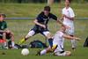 Bishop McGuinness Villains vs West Forsyth Titans Men's Varsity Soccer<br /> Forsyth Cup Soccer Tournament<br /> Friday, August 23, 2013 at West Forsyth High School<br /> Clemmons, North Carolina<br /> (file 190703_BV0H3732_1D4)