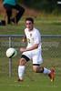 Bishop McGuinness Villains vs West Forsyth Titans Men's Varsity Soccer<br /> Forsyth Cup Soccer Tournament<br /> Friday, August 23, 2013 at West Forsyth High School<br /> Clemmons, North Carolina<br /> (file 180918_BV0H3387_1D4)