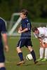 Bishop McGuinness Villains vs West Forsyth Titans Men's Varsity Soccer<br /> Forsyth Cup Soccer Tournament<br /> Friday, August 23, 2013 at West Forsyth High School<br /> Clemmons, North Carolina<br /> (file 181211_BV0H3410_1D4)