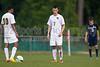 Bishop McGuinness Villains vs West Forsyth Titans Men's Varsity Soccer<br /> Forsyth Cup Soccer Tournament<br /> Friday, August 23, 2013 at West Forsyth High School<br /> Clemmons, North Carolina<br /> (file 183920_BV0H3507_1D4)