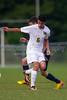 Bishop McGuinness Villains vs West Forsyth Titans Men's Varsity Soccer<br /> Forsyth Cup Soccer Tournament<br /> Friday, August 23, 2013 at West Forsyth High School<br /> Clemmons, North Carolina<br /> (file 190238_BV0H3682_1D4)