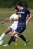Bishop McGuinness Villains vs West Forsyth Titans Men's Varsity Soccer<br /> Forsyth Cup Soccer Tournament<br /> Friday, August 23, 2013 at West Forsyth High School<br /> Clemmons, North Carolina<br /> (file 181001_BV0H3394_1D4)