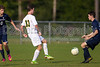 Bishop McGuinness Villains vs West Forsyth Titans Men's Varsity Soccer<br /> Forsyth Cup Soccer Tournament<br /> Friday, August 23, 2013 at West Forsyth High School<br /> Clemmons, North Carolina<br /> (file 180032_BV0H3338_1D4)