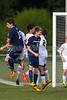 Bishop McGuinness Villains vs West Forsyth Titans Men's Varsity Soccer<br /> Forsyth Cup Soccer Tournament<br /> Friday, August 23, 2013 at West Forsyth High School<br /> Clemmons, North Carolina<br /> (file 181452_BV0H3418_1D4)