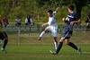 Bishop McGuinness Villains vs West Forsyth Titans Men's Varsity Soccer<br /> Forsyth Cup Soccer Tournament<br /> Friday, August 23, 2013 at West Forsyth High School<br /> Clemmons, North Carolina<br /> (file 180746_803Q4351_1D3)