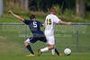 Bishop McGuinness Villains vs West Forsyth Titans Men's Varsity Soccer<br /> Forsyth Cup Soccer Tournament<br /> Friday, August 23, 2013 at West Forsyth High School<br /> Clemmons, North Carolina<br /> (file 190109_BV0H3668_1D4)