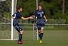Bishop McGuinness Villains vs West Forsyth Titans Men's Varsity Soccer<br /> Forsyth Cup Soccer Tournament<br /> Friday, August 23, 2013 at West Forsyth High School<br /> Clemmons, North Carolina<br /> (file 180845_BV0H3383_1D4)