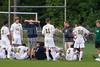Bishop McGuinness Villains vs West Forsyth Titans Men's Varsity Soccer<br /> Forsyth Cup Soccer Tournament<br /> Friday, August 23, 2013 at West Forsyth High School<br /> Clemmons, North Carolina<br /> (file 183446_BV0H3496_1D4)