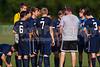 Bishop McGuinness Villains vs West Forsyth Titans Men's Varsity Soccer<br /> Forsyth Cup Soccer Tournament<br /> Friday, August 23, 2013 at West Forsyth High School<br /> Clemmons, North Carolina<br /> (file 175450_BV0H3321_1D4)