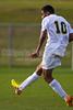 Bishop McGuinness Villains vs West Forsyth Titans Men's Varsity Soccer<br /> Forsyth Cup Soccer Tournament<br /> Friday, August 23, 2013 at West Forsyth High School<br /> Clemmons, North Carolina<br /> (file 181512_BV0H3424_1D4)