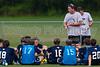 Bishop McGuinness Villains vs West Forsyth Titans Men's Varsity Soccer<br /> Forsyth Cup Soccer Tournament<br /> Friday, August 23, 2013 at West Forsyth High School<br /> Clemmons, North Carolina<br /> (file 183523_BV0H3498_1D4)