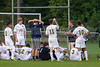 Bishop McGuinness Villains vs West Forsyth Titans Men's Varsity Soccer<br /> Forsyth Cup Soccer Tournament<br /> Friday, August 23, 2013 at West Forsyth High School<br /> Clemmons, North Carolina<br /> (file 183449_BV0H3497_1D4)