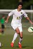 Bishop McGuinness Villains vs West Forsyth Titans Men's Varsity Soccer<br /> Forsyth Cup Soccer Tournament<br /> Friday, August 23, 2013 at West Forsyth High School<br /> Clemmons, North Carolina<br /> (file 180737_BV0H3377_1D4)