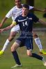 Bishop McGuinness Villains vs West Forsyth Titans Men's Varsity Soccer<br /> Forsyth Cup Soccer Tournament<br /> Friday, August 23, 2013 at West Forsyth High School<br /> Clemmons, North Carolina<br /> (file 181004_BV0H3399_1D4)