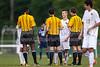 Bishop McGuinness Villains vs West Forsyth Titans Men's Varsity Soccer<br /> Forsyth Cup Soccer Tournament<br /> Friday, August 23, 2013 at West Forsyth High School<br /> Clemmons, North Carolina<br /> (file 183838_BV0H3505_1D4)