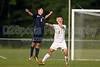Bishop McGuinness Villains vs West Forsyth Titans Men's Varsity Soccer<br /> Forsyth Cup Soccer Tournament<br /> Friday, August 23, 2013 at West Forsyth High School<br /> Clemmons, North Carolina<br /> (file 185002_BV0H3572_1D4)