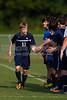 Bishop McGuinness Villains vs West Forsyth Titans Men's Varsity Soccer<br /> Forsyth Cup Soccer Tournament<br /> Friday, August 23, 2013 at West Forsyth High School<br /> Clemmons, North Carolina<br /> (file 175226_BV0H3297_1D4)